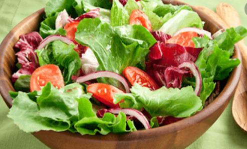 Eat this salad in good shape