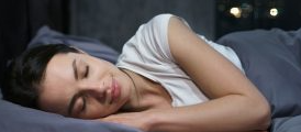 """4 sleep techniques help the digestive system"""